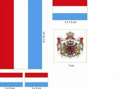 Flaggen & Windsäcke Luxembourg