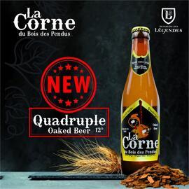 Bier La Corne du Bois des Pendus