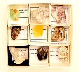 Rohsteine & Mineralien Dekoration Steine & Fossilien Sammelsteine