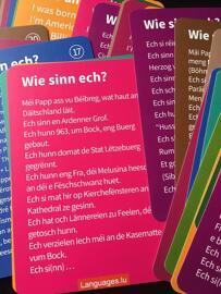 Jeux Livres de langues et de linguistique Languages.lu