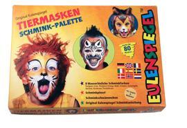 Kostüm- & Bühnen-Make-up Eulenspiegel