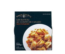 Plats principaux et plats préparés Comtesse du Barry