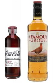 Whiskey The Famous Grouse