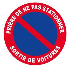 Panneaux de signalisation routière NOVAP