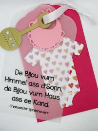 Cartes de vœux et de correspondance Bébés et tout-petits