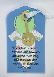 Grußkarten Baby & Kleinkind