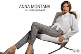 Pantalons ANNA MONTANA