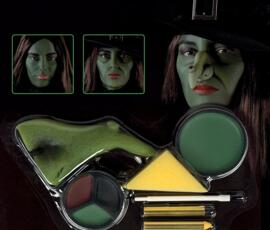 Kostüm- & Bühnen-Make-up Schminke