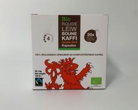 Kaffee Bio Roude Leiw