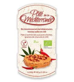 Lebensmittel Pâté de la méditerranée