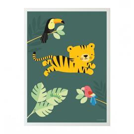 Baby- & Kleinkindmöbel Poster & Bildende Kunst A Little Lovely Company