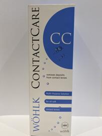 Kontaktlinsen Kontaktlinsenbehälter Kontaktlinsenpflegemittel Kontaktlinsen-Pflegesets Wöhlk