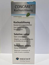 Lentilles de contact Étuis pour lentilles de contact Kits d'entretien pour lentilles de contact Hecht
