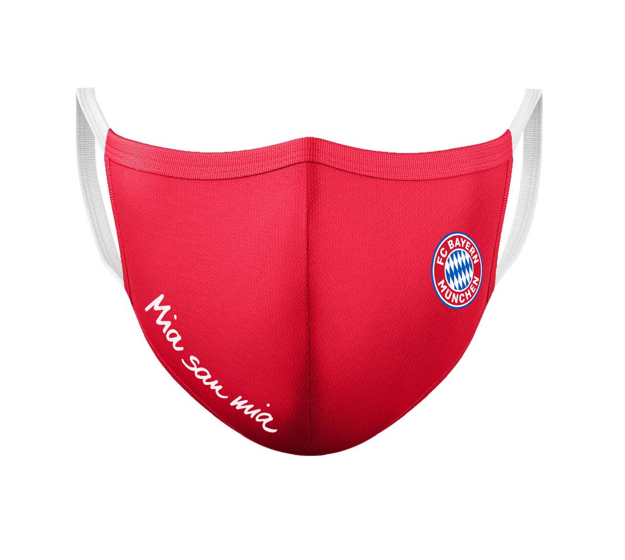 Bayern M/ünchen Mia San Mia Fahne 100x150cm
