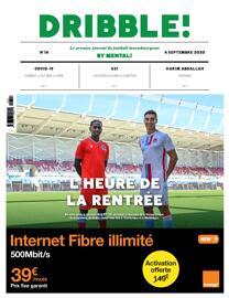 Magazines et journaux Football
