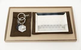 Postsortiersysteme Schlüsselanhänger Dekorteller Tabletts Christofle