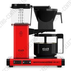 Cafetières filtres Moccamaster