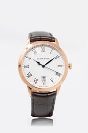 Montres bracelet Montres suisses Montres hommes Schroeder Timepieces