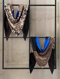 Écharpes, foulards et châles vol(t)age