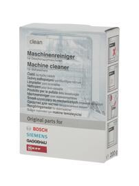 Produits nettoyants pour lave-vaisselle Bosch ; Siemens ; Gaggenau ; Neff
