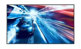 Messestand-Displays Philips Professional Displays
