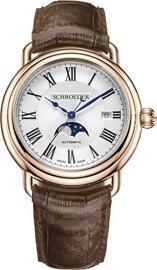 Montres bracelet Montres automatiques Montres suisses Montres hommes Schroeder Timepieces