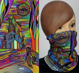 Foulards multifonctions Neck Headwear