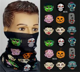 Multifunktionstücher Neck Headwear