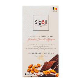 Schokoladentafel Sigôji.