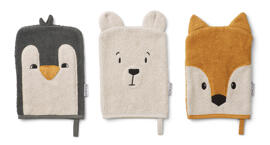 Baby Badebedarf Geschenksets für Babys Badhandtücher & Waschlappen Liewood