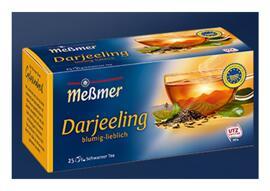 Schwarzer Tee Messmer