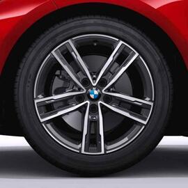 Pneus d'automobile BMW