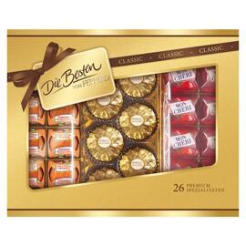 Bonbons et chocolat Ferrero
