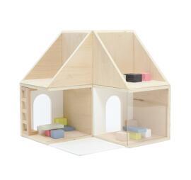 Maisons de poupées Jouets de construction Kiko +