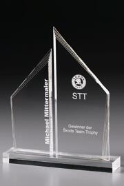 Trophées et récompenses Aetzkunst