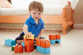 Blocs à emboîter Green Toys