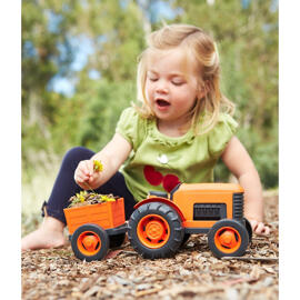 Camions et engins de chantier jouets Green Toys