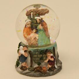Schneekugeln Krippen Figuren zur Dekoration Religiöse Artikel Edelsteinhandel Schmit