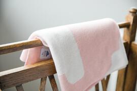 Couvertures Couvertures d'emmaillotage et couvertures pour bébés Nuvola Baby