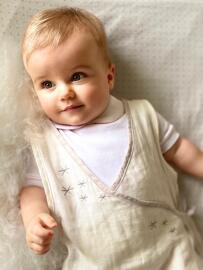 Puckdecken Baby-Schlafkleidung & -Schlafsäcke Nuvola Baby
