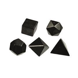 Geometrische Formen Gesundheitspflege Massagesteine Figuren zur Dekoration Edelsteinhandel Schmit