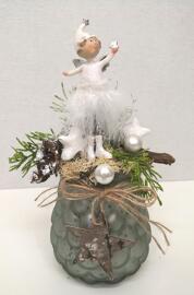 Présentoirs et supports pour décorations de Noël Atelier créatif Petra