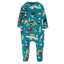 Baby- & Kleinkind-Kombis Baby-Schlafkleidung & -Schlafsäcke FRUGI