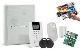 Systèmes d'alarme domestiques Electro Hauser