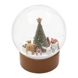Schneekugeln Festtags-Dekoartikel Fabelab