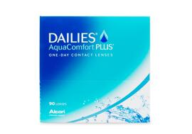 Lentilles de contact Dailies AquaComfort Plus