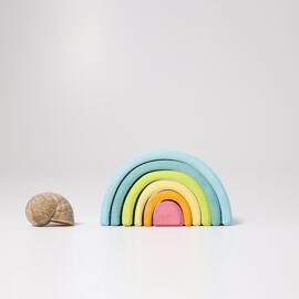 Baby-Aktiv-Spielzeug Sortier-, Stapel- & Steckspielzeug Interaktives Spielzeug Holzbausteine Grimm´s