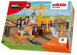 Camions et engins de chantier jouets Märklin