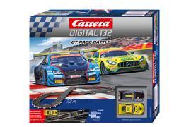 Coffrets et circuits de voitures de course miniatures Märklin
