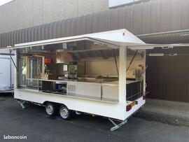 Cuisines mobiles Véhicule de vente LUXSTAR